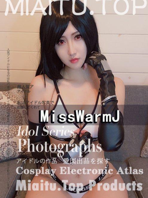 [Cosplay]MissWarmJ COS作品美图素材合集[31套][1109P/14G]